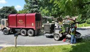 Chip Truck, Tree Removal, Property Excavation, and Demolition Contractors in Shakopee, MN